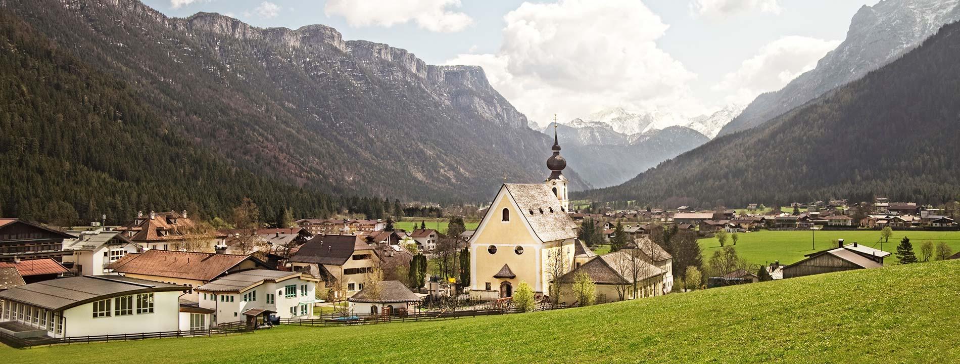 Reiterbauer - Waidring - in den Kitzbheler Alpen
