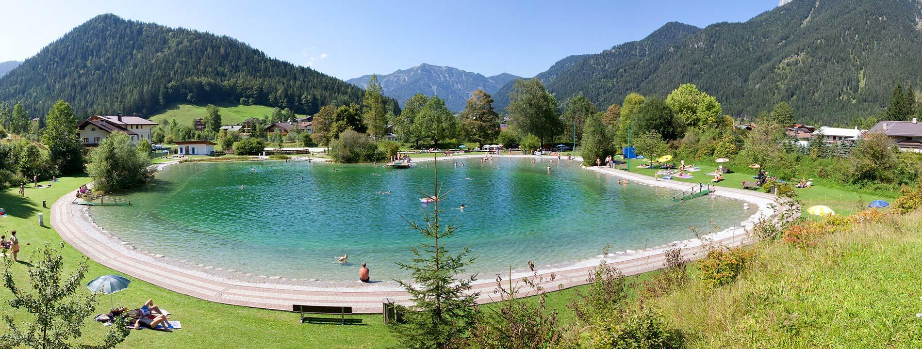 Angerhusl - Waidring - in den Kitzbheler Alpen